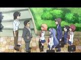 Котоура-сан / Kotoura-san 1 сезон 9 серия [Trina_D & Cuba77]