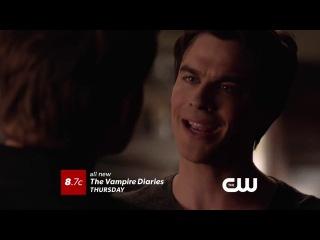 Дневники Вампира / The Vampire Diaries.5 сезон.13 серия.Промо [HD]