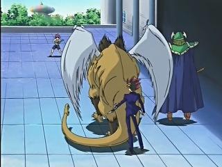 Югио! Дуэльные Монстры / Yu-Gi-Oh! Duel Monsters - 2 сезон 196 серия