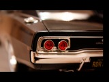 Dodge Charger RT 1968 Bullitt Greenlight 1:18
