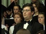 Телевидение УрГУ о исполнении Хоровой капеллой Моцарта