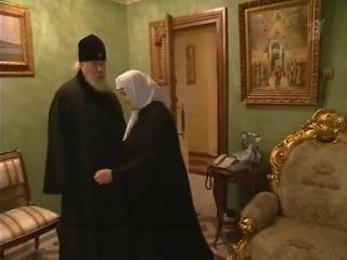 Последнее интервью патриарха Алексия 2 первому каналу