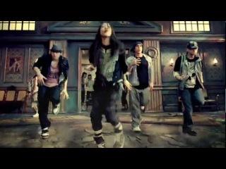 BoA-Eat You Up HD Хип-хоп классно танцуют))