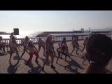 Танец  все танцуют локтями ( Солнечный ) 7 смена 6 компашка