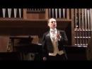 Дж. Верди - Сцена и ария Ренато из оперы - Бал маскарад - Антон Виноградов