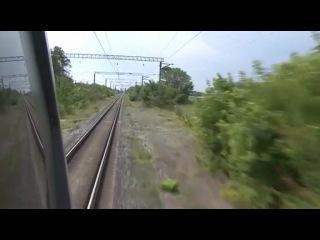 Первый скоростной поезд украинского производства успешно прошел испытания 14 февраля 2013,