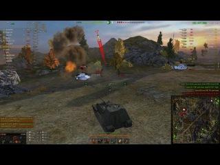 су100м1 9 фрагов 4к дамага. Лучший бой в world of tanks для су100м1.