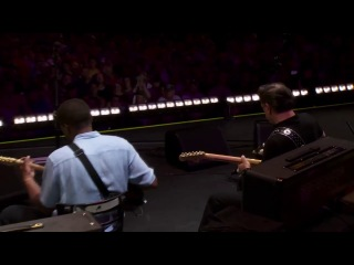 Eric Clapton - BB King -The Thrill Is Gone - Crossroads 2010 - Live