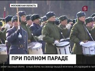 К Параду Победы готовятся новые ракетные комплексы
