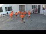 Оригинальный танец Яхта парус