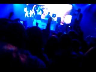 Смоки Мо в Телеклубе екб 26.10.2013