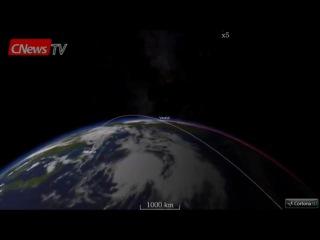 3D реконструкция первого полета человека в космос