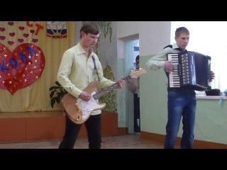 Дмитрий и Михаил Лебедевы. Танго