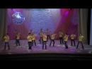 нано техно танец