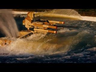 Т-90СМ и БМПТ