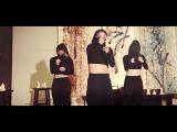Ellie Goulding - Starry Eyed (Acoustic) - Anthony Lee Choreography