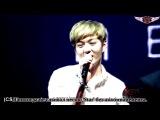 [RUS SUB][FANCAM] Финальная речь BTOB @ 1st Melody Inauguration