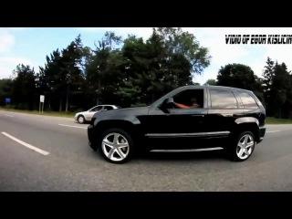 Сделал видио о любимом Jeep_Grand_Cherokee-SRT8! Кач-во на 720!