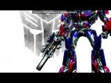 «Тансформеры» под музыку Linkin Park - Iridescent (OST