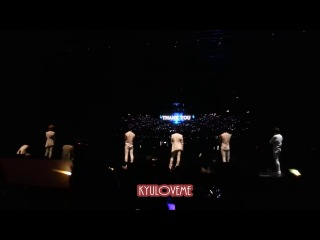 [KYULOVEME] 131206 OGS in Dubai THE END