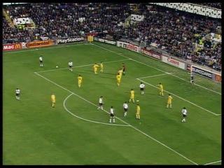 Лига чемпионов - Обзор лучших матчей с 1998 до 2003 года.
