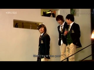 SHINee - Stand By Me (feat. Boys Over Flowers) [English Subs]