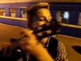The Space Cakes ~ Tonight You Belong to Me (ukulele)