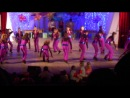 Младшая группа народно ансамбля современного эстрадного танца Арабеск-Фриско-Диско