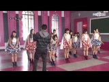 HKT48 - Sakura, Minna de Tabeta. Preview and making.