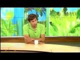 Григорий Антипенко - Доброе утро - Первый канал, перед премьерой фильма