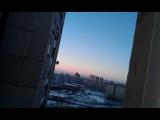 Как взорвался метеорит в Челябинске 15.02.13 (Монстро)