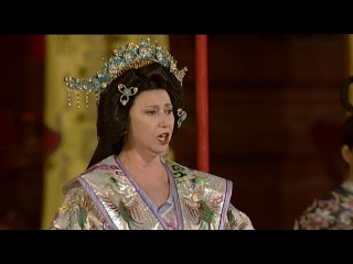 Turandot at the Forbidden City Giovanna Casolla Sergey Larin Barbara Frittoli Maggio Musicale Fiorentino Zubin Mehta 1998