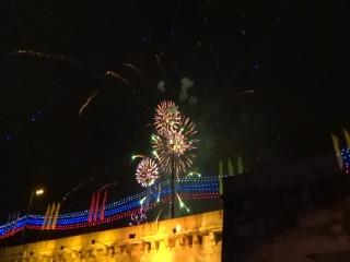 Салют с красной площади на новый год с 2013-2014