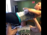 Logan Paul: When you run out of weights ? ... w/ Amymarie Gaertner