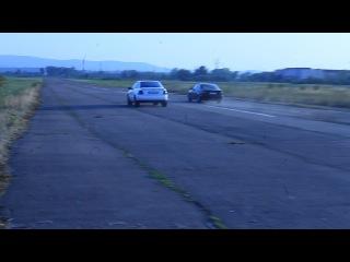 BMW E36 (+) - (-) Audi A4 (ДРОГОБИЧ АВТОКЛУБ EMPIRE)