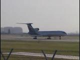 Ту-154М. Режим взлетный