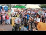 Народная музыка на день города Омска 2013