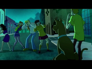 Скуби-Ду! Корпорация Тайна (2 сезон 18 серия)Танцы зомби