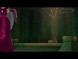 Три Богатыря и Шамаханская Царица (мультфильм) - Из перьев (мультфильм)