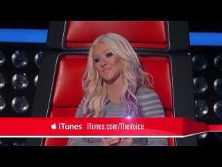 Knockout: Melanie Martinez and Sam James - The Voice