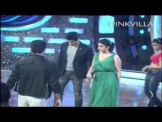 Видео: Cидхартх и Паринетти на промоушене своего фильма Hasee Toh Phasee на DID