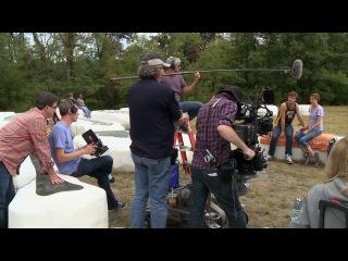 Видео со съемок фильма «Виноваты звезды» (2013)