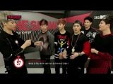 [Видео] 140211 GOT7 - 60s Interview @ MTV The Show