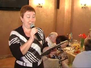 Ведущая Елена Гордеева - видеовизитка