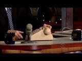 Late Show with David Letterman 2014.04.09 Lindsay Lohan