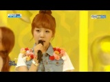 Baek A Yeon - A Good Boy @ SBS Inkigayo 130623