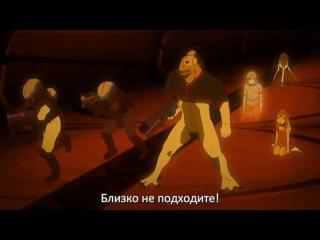 Могучая Берди / Birdy the Mighty Decode / Tetsuwan Birdy Decode - 2 сезон 7 серия (Субтитры)