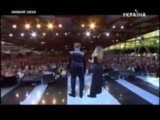 Ани Лорак и Григорий Лепс Зеркала live