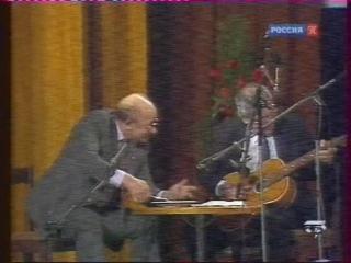 Евгений Евстигнеев и Пётр Тодоровский - Соло на вилках