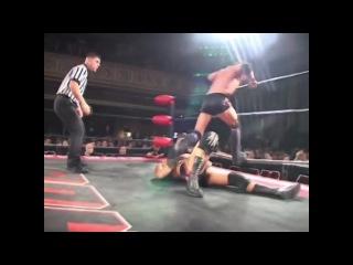 Austin Aries vs. Nigel McGuinness (Rising Above 12/29/07)